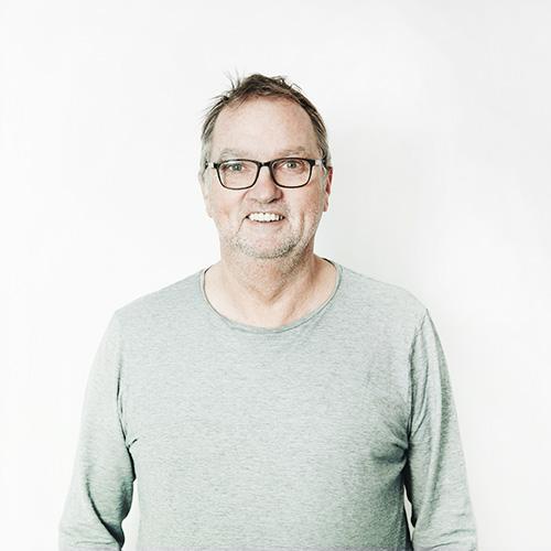 Geschäftsführung - Horst Scheele